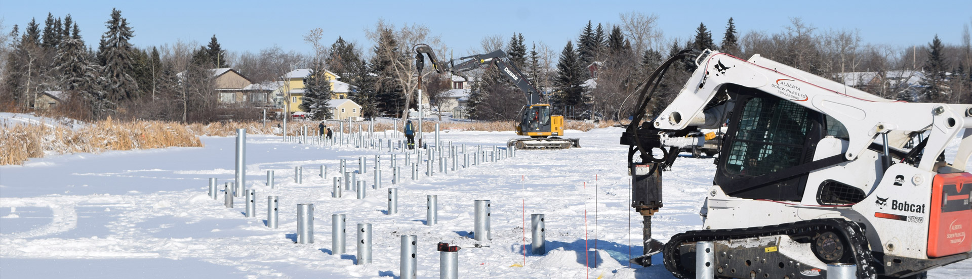 Alberta Screw Piles Ltd.
